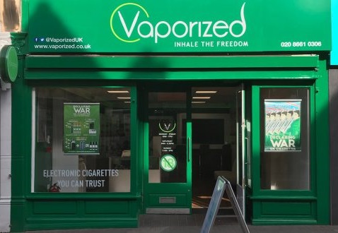 Vaporized set to treble to 300 stores