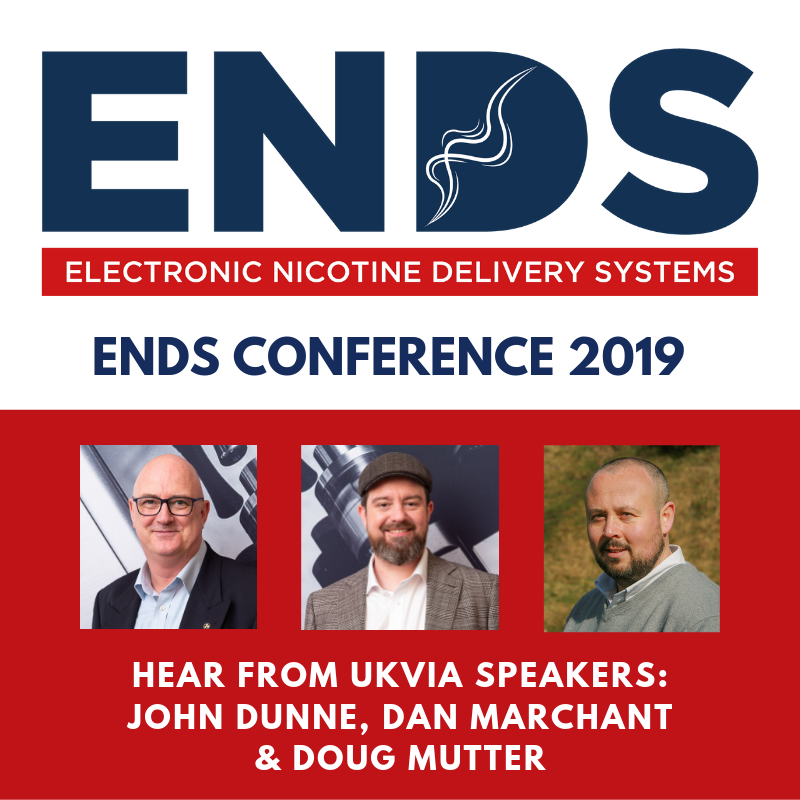 Europe's leading ENDS Conference returns for 2019